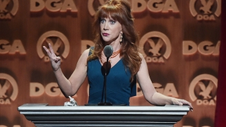 Kathy Griffin Calls The Academy's Recent Move For Diversity 'Bullsh*t' Because It Still Promotes Ageism