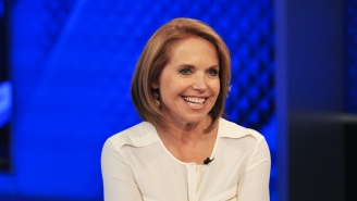 Katie Couric Quietly Agreed To A $1 Million Pay Cut To Save Other People's Jobs