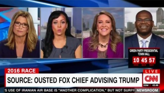 Watch Katrina Pierson Deny A Trump Campaign 'Shake-Up' To An Amused CNN Panel