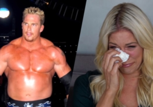 Watch Kelly Kelly's Emotional Reaction To Interacting With The Ghost Of Test (No, Really)