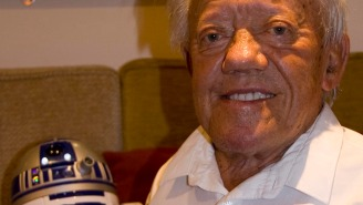 RIP 'Star Wars' actor Kenny Baker, the man who made R2-D2 real