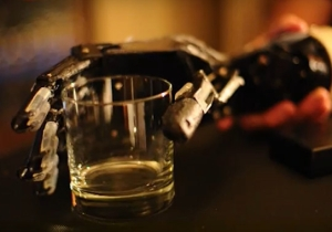 This Clever Engineer Turned A Keurig Into A Bionic Hand Named 'Hedberg'