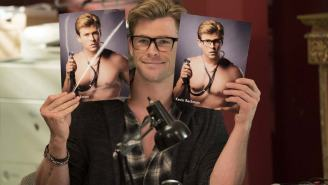 Please cast Chris Hemsworth in ALL the comedies, thank you