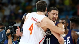 Team USA Held Off A Feisty Spanish Team To Return To The Gold Medal Game In Rio