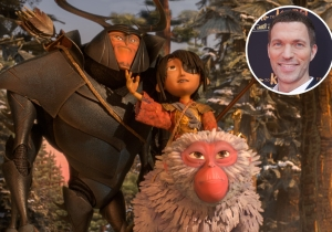 'Lord of the Rings' and Nike are behind the beauty and craft of 'Kubo and the Two Strings'