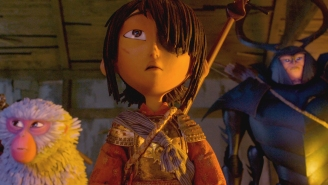 Review: 'Kubo and the Two Strings' is a gorgeous and somber stop-motion fantasy