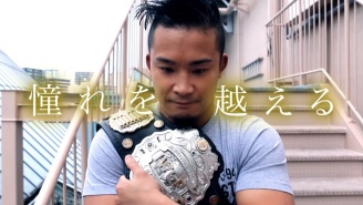 The Emotional Rise Of KUSHIDA: Another Reason You Should Be Watching New Japan Pro Wrestling