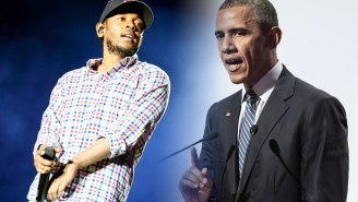 President Obama Had A Star-Studded Birthday Bash With Good Pal Kendrick Lamar