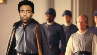 Donald Glover Acknowledges That Lando Calrissian 'Star Wars' Casting Rumor