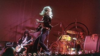Now You Can Finally Listen To The Lost Led Zeppelin Track 'Sunshine Woman'