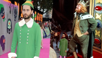Jared Leto's Ridiculous Green Coat Inspired A Hilarious Photoshop Battle