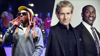 Lil Wayne Recorded The Theme Song To Skip Bayless' New Show Because Someone Had To Do It