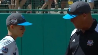 An Awesome Dad-Coach Gave The Best Mound Visit Ever At The Little League World Series