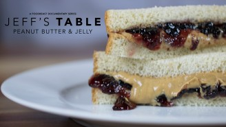 Watch Peanut Butter And Jelly Get The Food Porn Treatment
