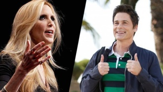 Ann Coulter And Ralph Macchio Sign Up To Roast Rob Lowe On Comedy Central