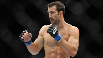 UFC Pay Is So Bad That Luke Rockhold Thinks He Can Make More As A Model