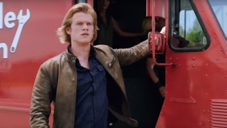 This New 'MacGyver' First Look Will Try To Distract You With Bikinis And Machine Guns