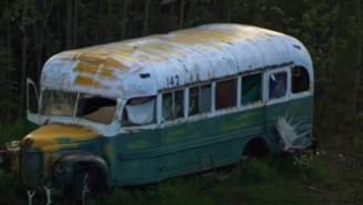 Authorities Have Rescued Yet Another Person Near The 'Into The Wild' Bus