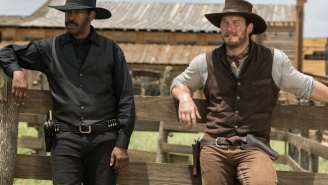 'The Magnificent Seven' Opens TIFF And It's A Real Shoot 'Em Up