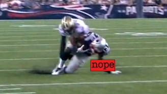 A Patriots Wide Receiver's Arm Bent The Wrong Way In A Nasty Preseason Elbow Injury