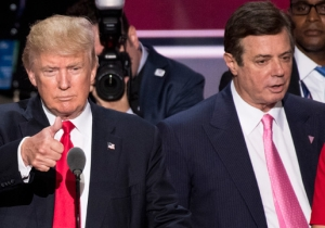 Paul Manafort Resigns As Trump Campaign Chairman In The Wake Of A Team Shake-Up