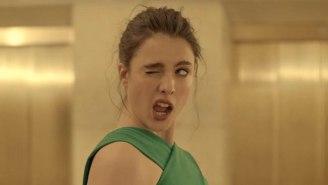'Leftovers' Star Margaret Qualley's Bonkers Dance Moves Will Make Christopher Walken Jealous
