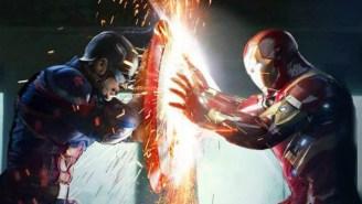 'Captain America: Civil War' Meets 'Marvel Vs. Capcom' In This Hilarious Clip