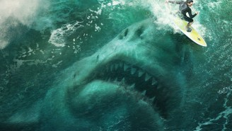 Jason Statham's Giant Shark Movie 'Meg' Had A Ridiculously Complex Journey To Screens