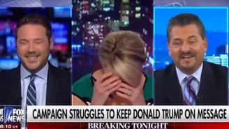 Megyn Kelly Had The Best Reaction To A Trump Surrogate's Complaint About Wheelchair Ramps