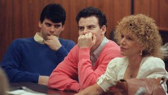 Sure, Lifetime Will Make A Menendez Brothers Movie Starring Courtney Love