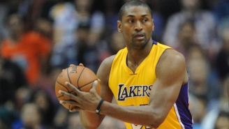 Metta World Peace Has Signed With Stephen Jackson And Chauncey Billups' BIG3 Team