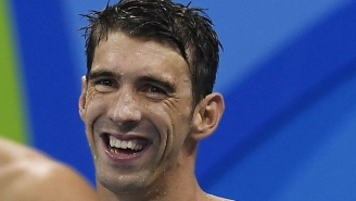 Michael Phelps Is No Longer Throwing Back 12,000 Calories Of Pizza And Red Bull A Day