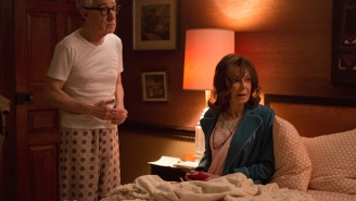 Woody Allen's Amazon series: Pictures show a crisis brewing