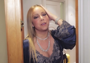 Mariah Carey Is Serving Up Some Diva 'Realness' In The First Trailer For 'Mariah's World'