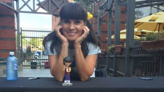 Miss Lippy From 'Billy Madison' Had Her Own Bobblehead Giveaway At A Minor League Baseball Game