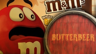 Hold Up, Potterheads — M&M's New Flavor Tastes Exactly Like Butterbeer