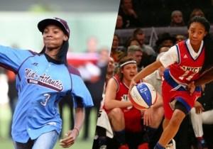 Little League World Series Legend Mo'ne Davis Is Focused On Basketball Now