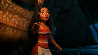 The new 'Moana' trailer shows us we're in for an adventure