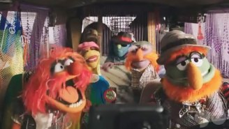 The Muppets' Dr. Teeth & The Electric Mayhem Band Just Rocked The Outside Lands Music Festival