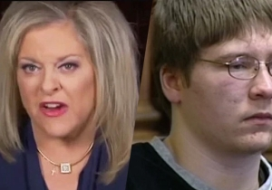 Nancy Grace Is Furious About The Overturned 'Making A Murderer' Conviction