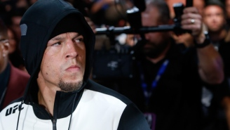 Nate Diaz Wants $15 Million To Fight Tyron Woodley At UFC 219