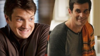 Nathan Fillion Will Join 'Modern Family' For An Extended Stretch This Season