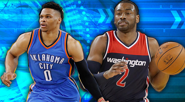 fastest players in the nba right now