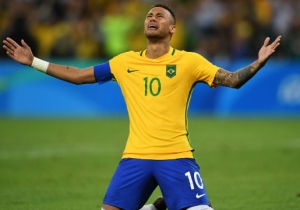 Brazil Dramatically Won A Gold Medal In Men's Soccer And The Internet Lost Its Mind