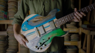 This Guy Turns Skateboards Into Guitars… And It Might Be The Coolest Thing You See All Day
