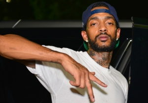 Nipsey Hussle Wants 'No Favors' On His Latest Song From The Marathon Mondays Series