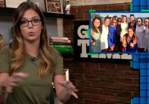 Katie Nolan Does A Takedown Of Texas A&M's Rock Chalk For Women Event