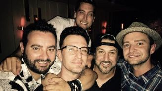 This We Promise You: *NSYNC Is Reuniting In 2017 And They Have Big Plans
