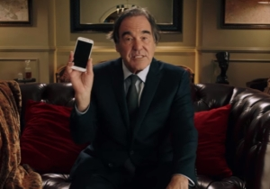 'Snowden' Director Oliver Stone Recommends Turning Your Cell Phones Off Forever