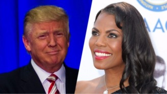 Omarosa: Critics Will 'Bow Down' To President Trump If He Wins The Election